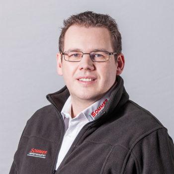 Andreas Gumpp - Service Disposition, Druckluft - Sommer Kompressoren GmbH