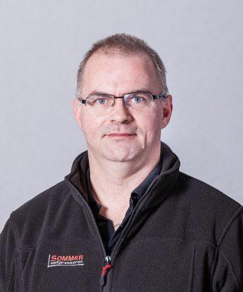 Michael Krätschmer - Lagerist, Thekenverkauf - Sommer Kompressoren GmbH